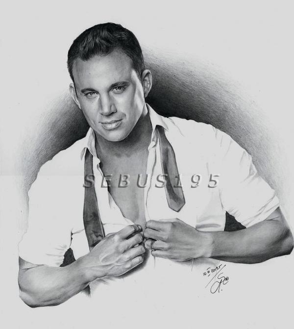 Channing Tatum por sebus195